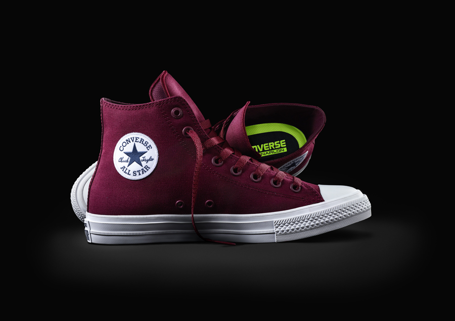 Converse Chuck Taylor All Star II Burgundy