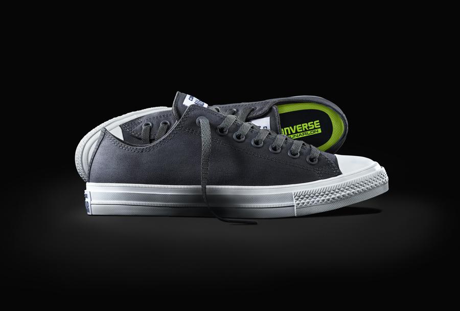 converse chuck taylor 2 gray
