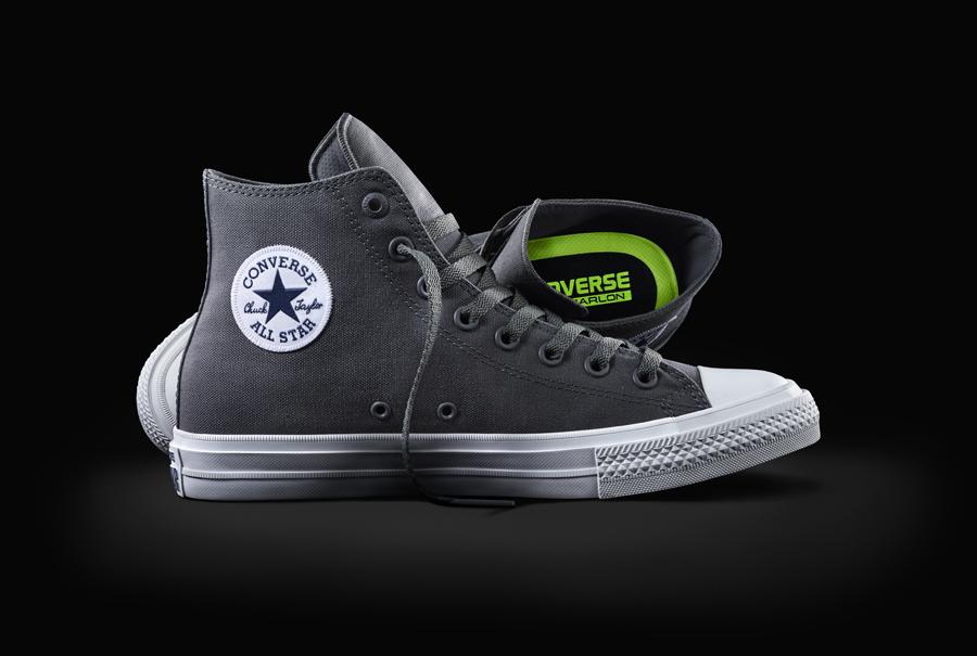 Converse Chuck Taylor All Star II Grey