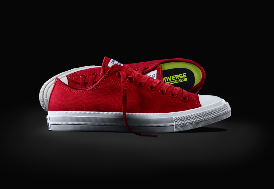 Converse Chuck Taylor All Star II Red Low