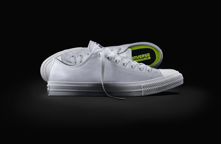 Converse Chuck Taylor All Star II White Low