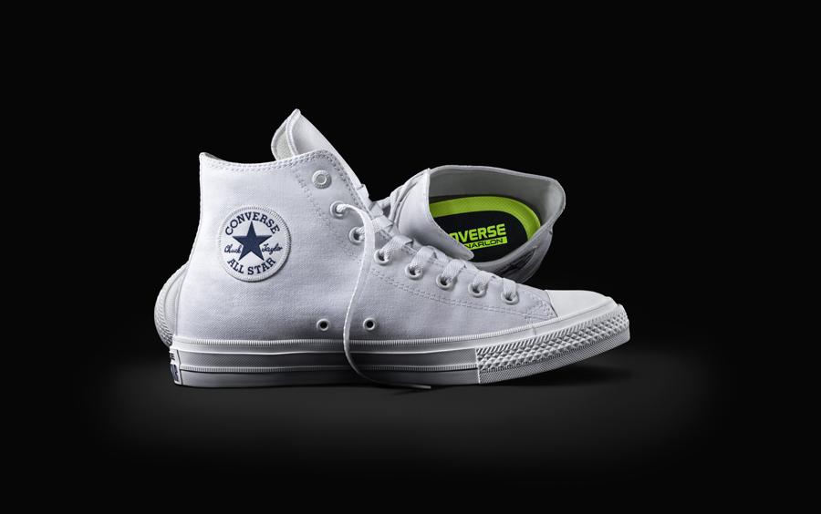 Converse Chuck Taylor All Star II White