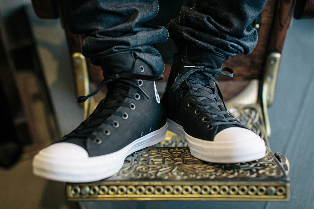 21ea836b379ddc Converse Unveils The New Chuck Taylor All Star II
