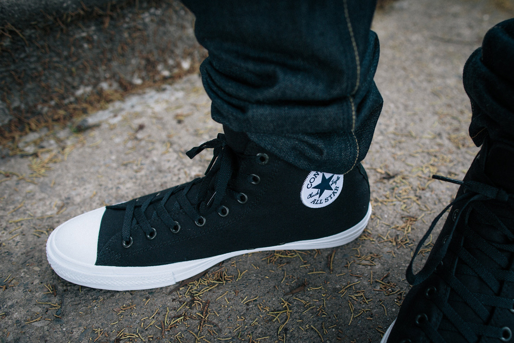 A Closer Look At The Converse Chuck Taylor All Star II