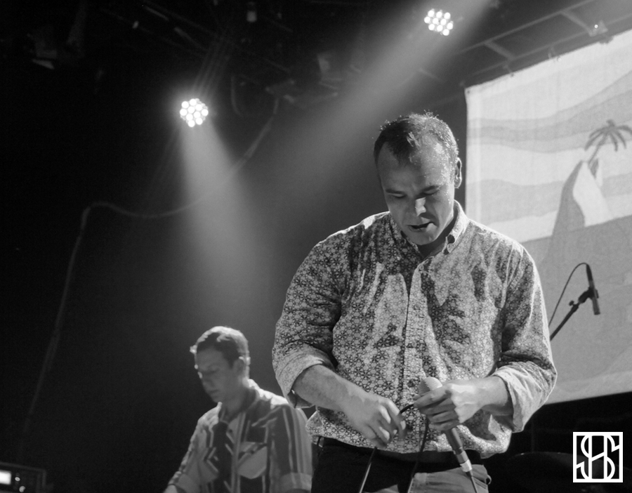 Future Islands The Sinclair Rubber Tracks Boston