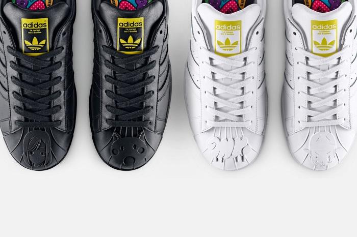 adidas Originals x Pharrel Williams Supershell Sculpted Collection-2