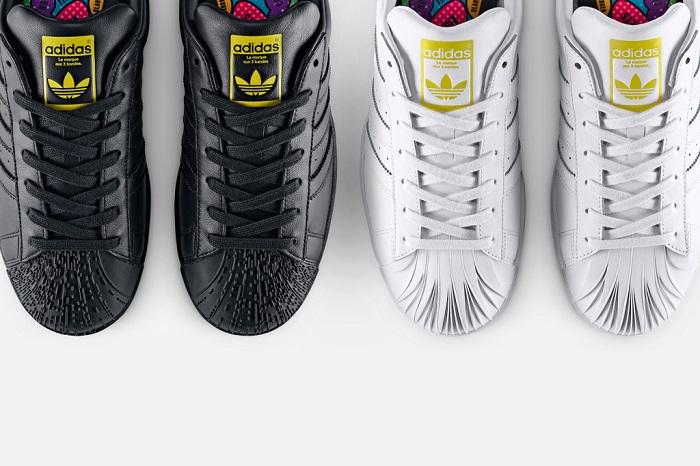 adidas Originals x Pharrel Williams Supershell Sculpted Collection-5