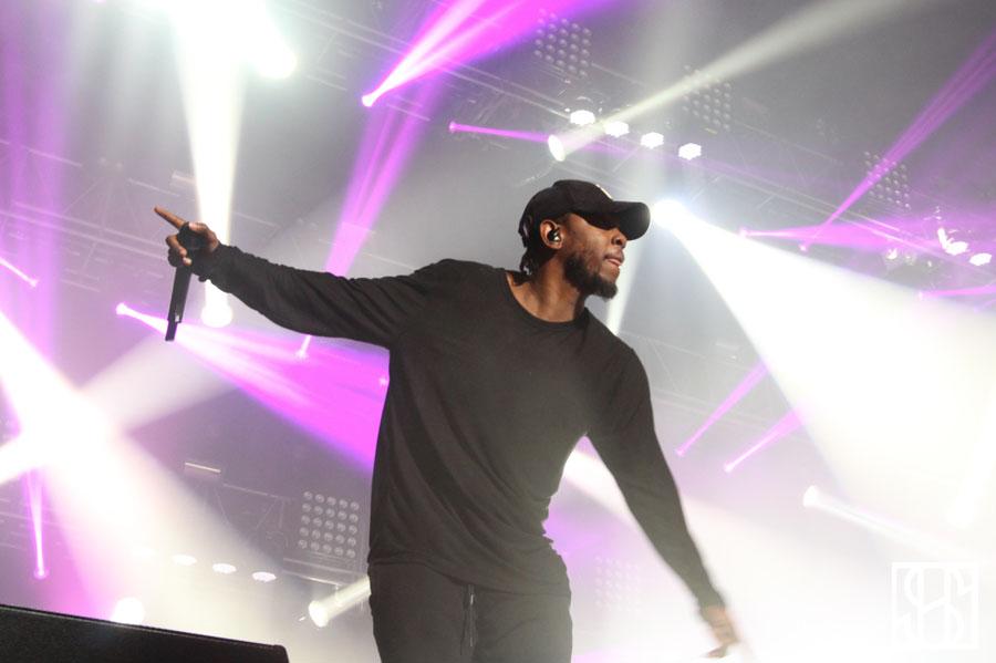Kendrick Lamar WAYHOME 2