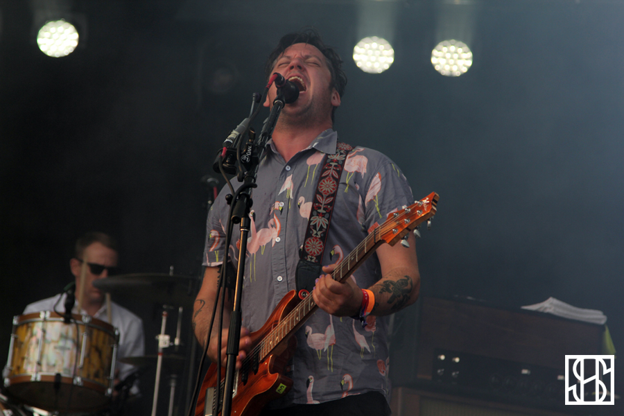 Modest Mouse WayHome Music Festival 2015-2