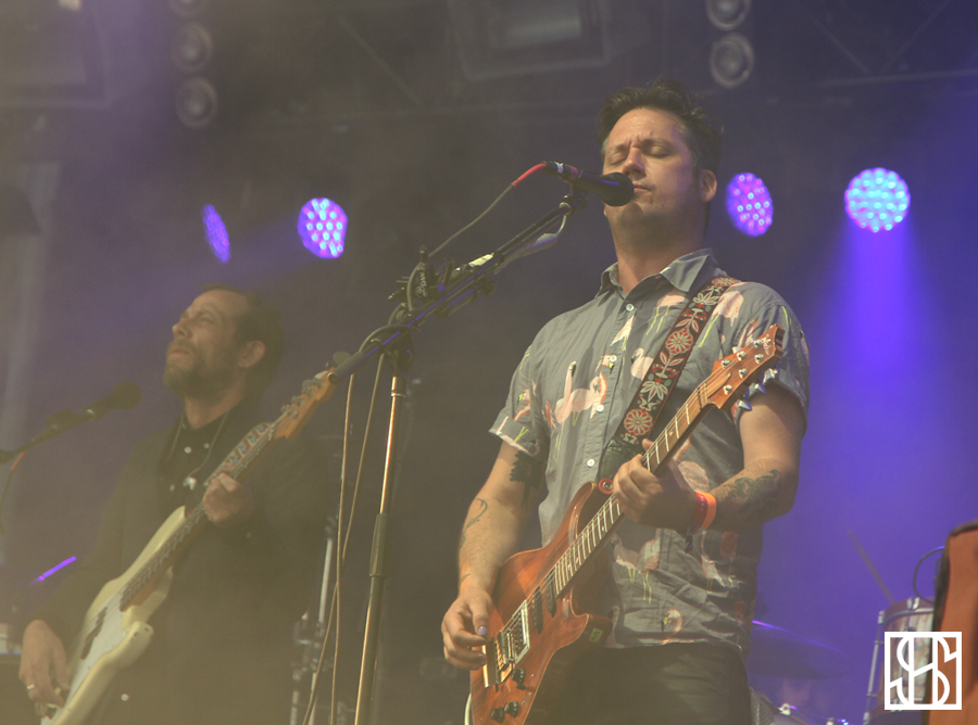 Modest Mouse WayHome Music Festival 2015