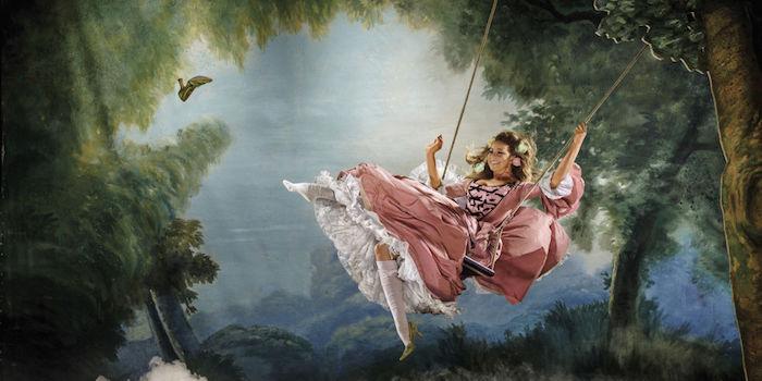 Mariah Carey as Marie Antoinette