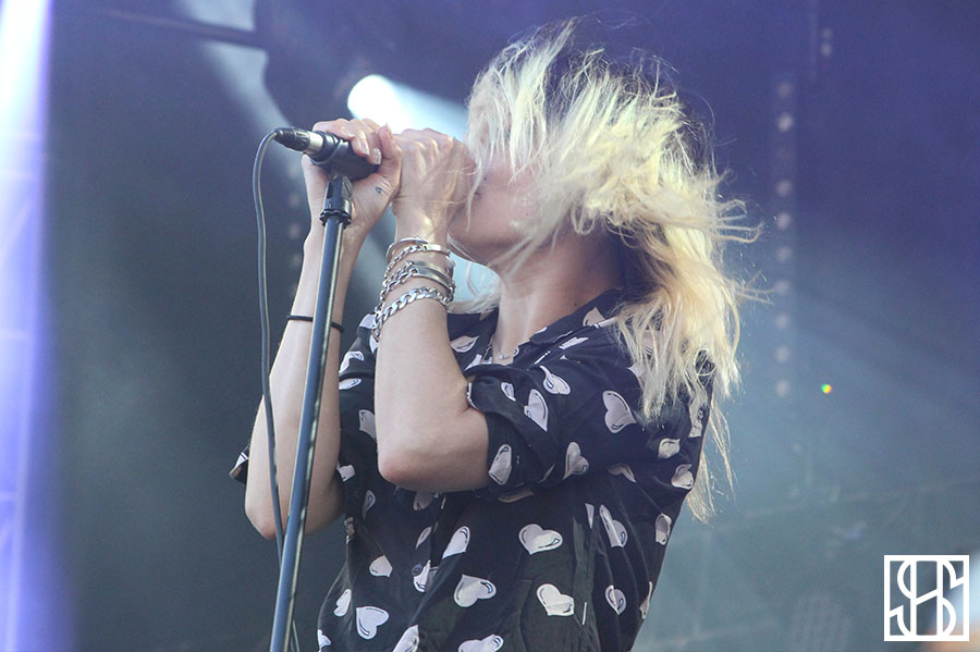 The Kills Osheaga 2015 2