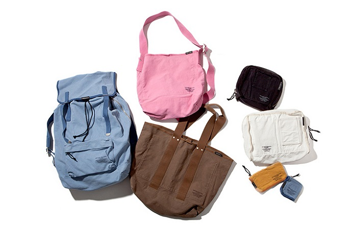 Porter x WACKO MARIA x B JIRUSHI YOSHIDA Fall 2015 Luggage Collection-1