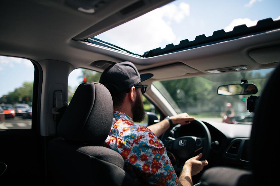 Honda HRV Osheaga 2015