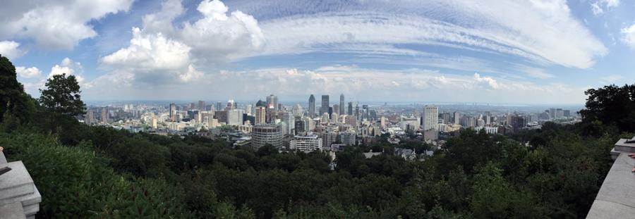 Mont Royal Lookout