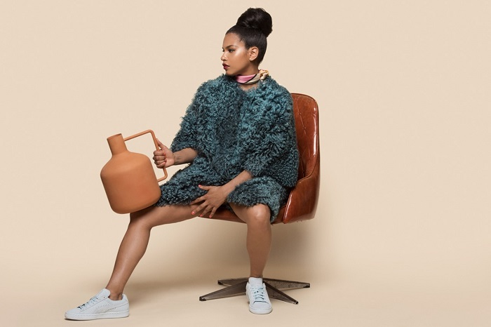 PUMA x Solange Fall Winter 2015 Word to the Woman Collection-7