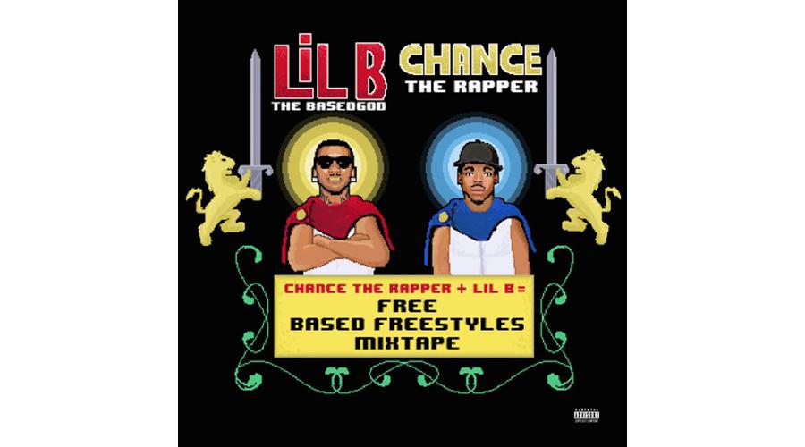 Chance the Rapper Lil B