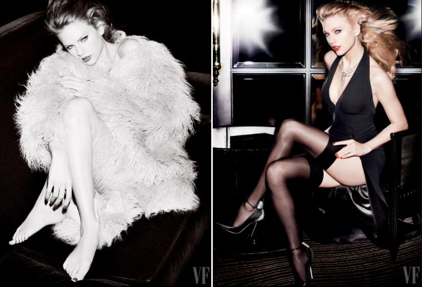 Taylor Swift for Vanity Fair September 2015-2