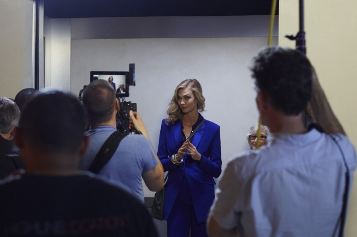 DVF's First Film Campaign Featuring Karlie Kloss-2