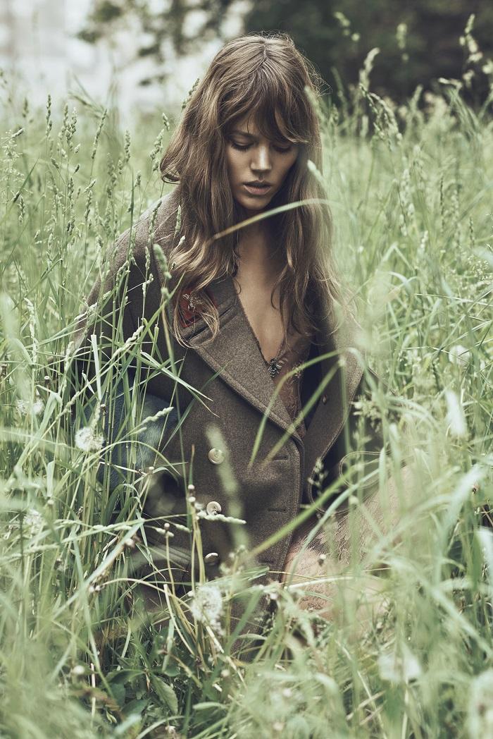 Freja Covers WSJ Magazine's September Women's Fashion Issue-3