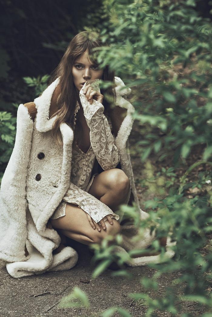 Freja Covers WSJ Magazine's September Women's Fashion Issue-7