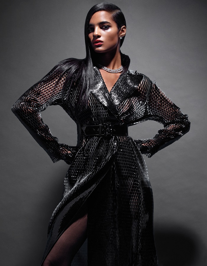 'W' Magazine And IMG Model Search Winnter Alexis Primous' Editorial Debut-2