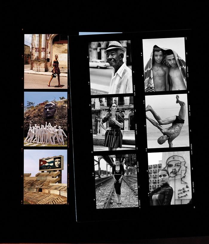 Adriana Lima & Joan Smalls 'Viva Cuba' For W Magazine-14