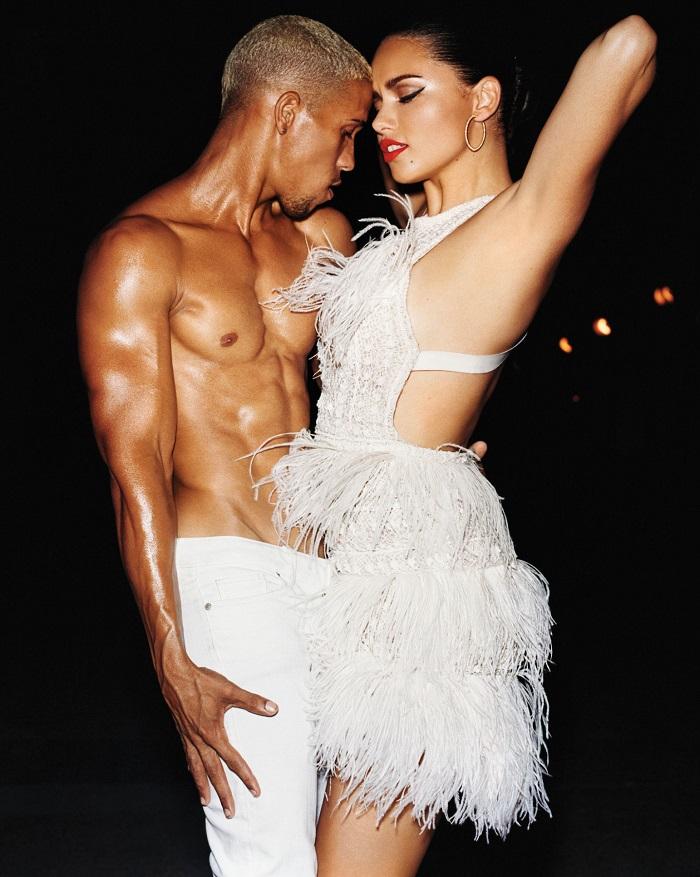 Adriana Lima & Joan Smalls 'Viva Cuba' For W Magazine-5