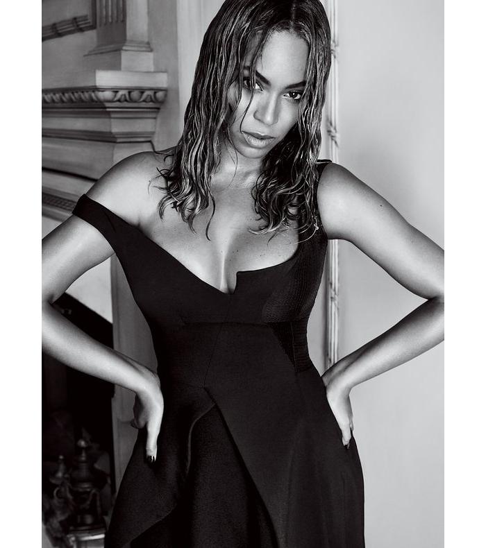 Beyonce Vogue September 2015-2