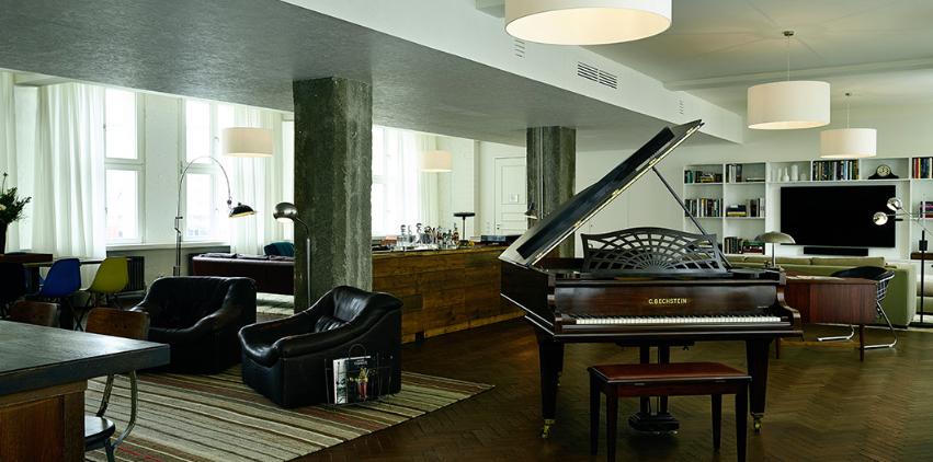 Soho House Berlin Apartment