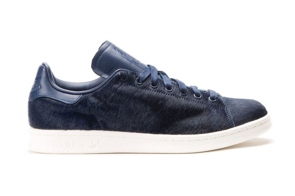 adidas Originals Stan Smith Pony Hair Collegiate Navy
