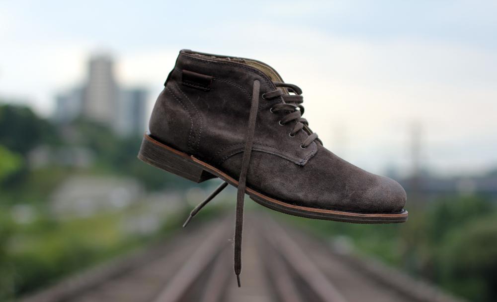 Cat Footwear Fall 2015 Lookbook-Suede Toss