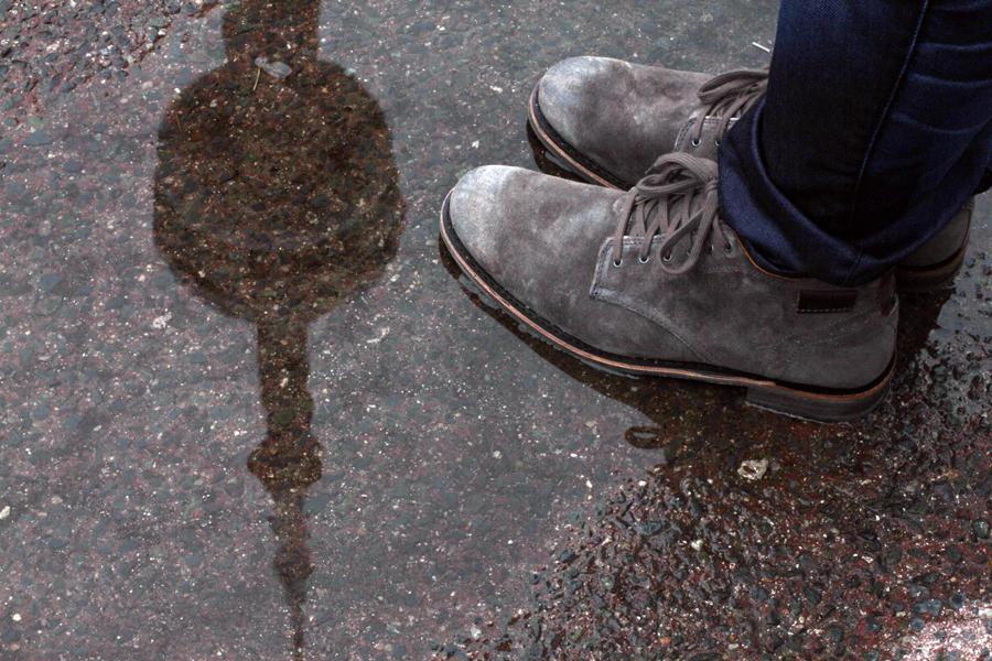 Cat Footwear Fall 2015 Lookbook-Suede