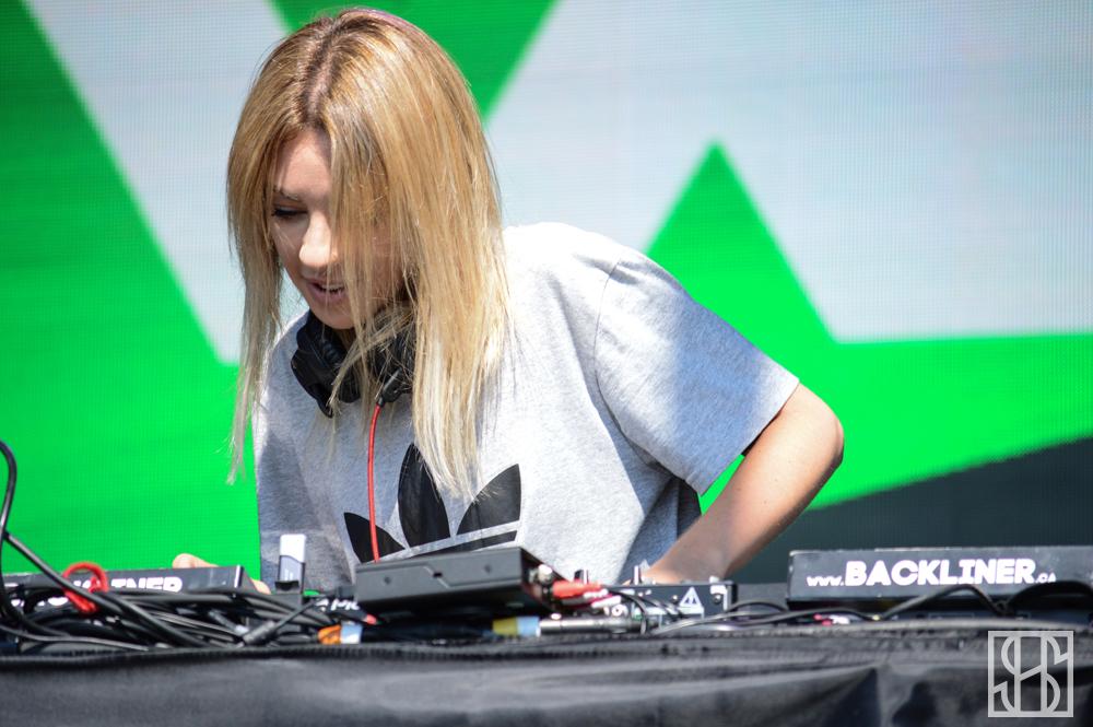 Alison Wonderland Time Festival 2015-2