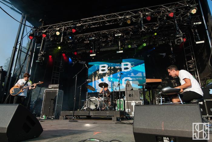 Badbadnotgood Time Festival 2015