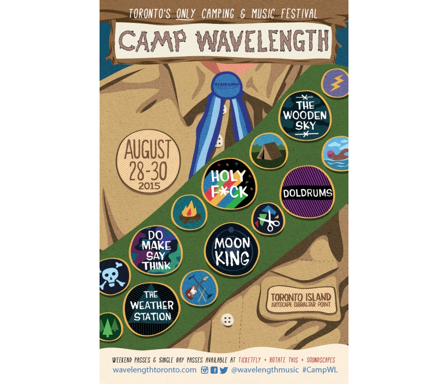 Camp Wavelength 2015