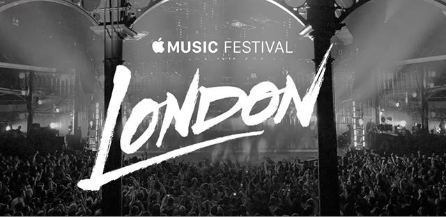 Apple Music Festival 2015