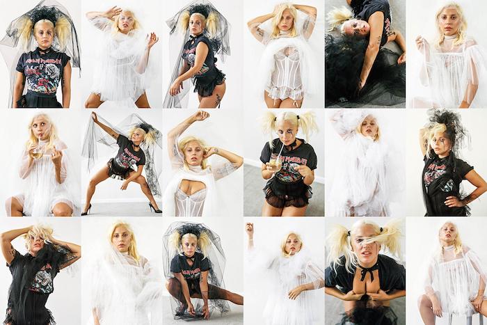 Lady Gaga for CR Fashion Book Issue 7-2