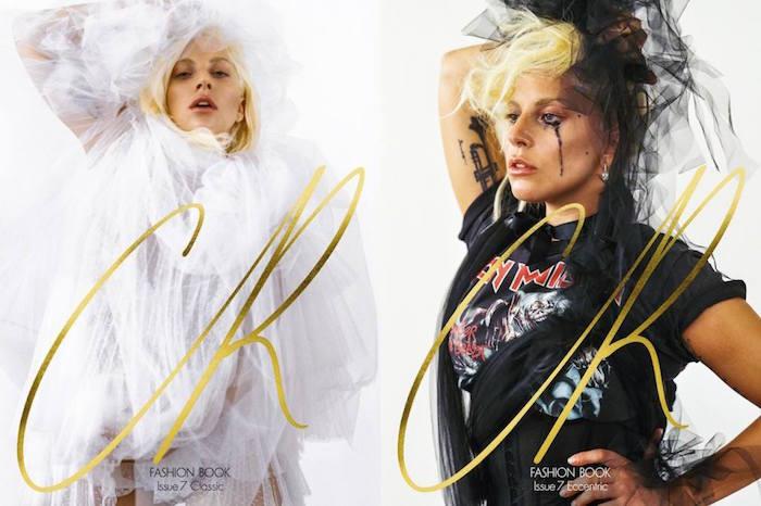 Lady Gaga for CR Fashion Book Issue 7