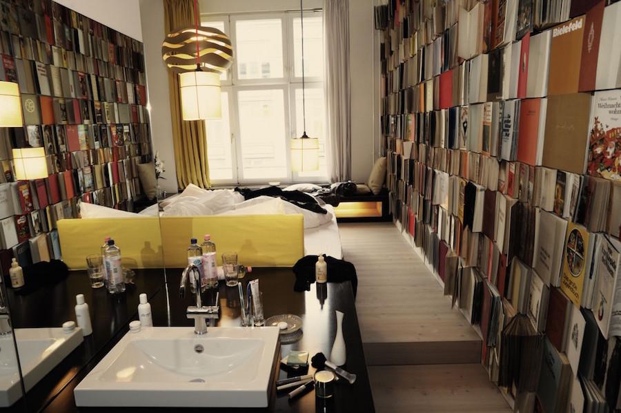 Michelberger Hotel Berlin Room-3