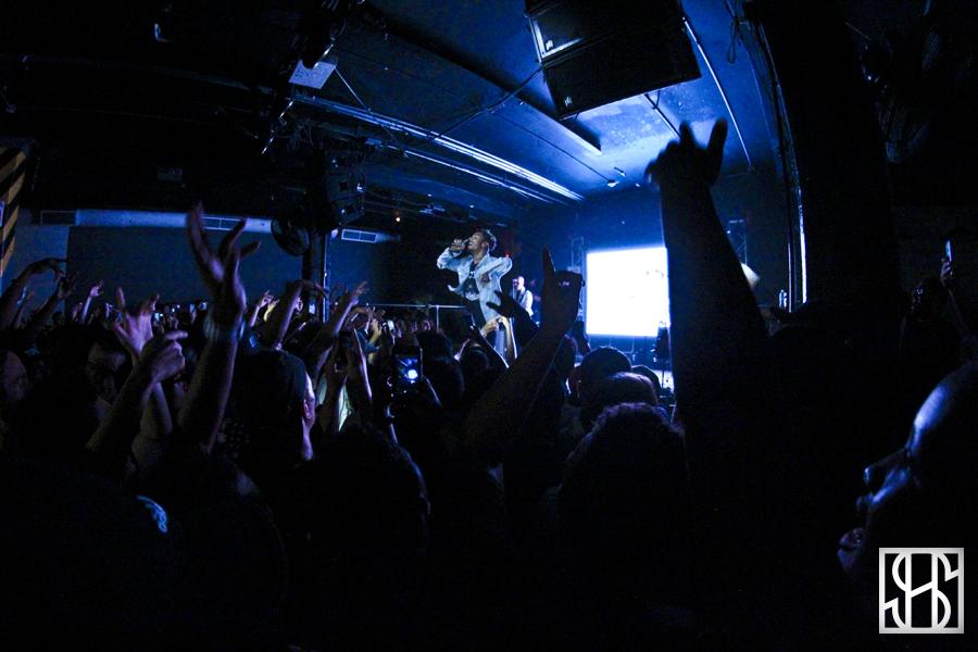 Vic Mensa The Hoxton 2015 Toronto-5