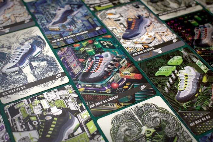 Nike Celebrates the 20th Anniversary of the Air Max 95's With Trading Card Collectibles-1