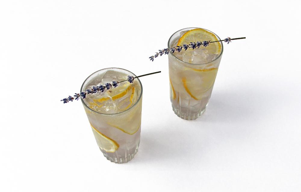 Lemon Lavender Spritz
