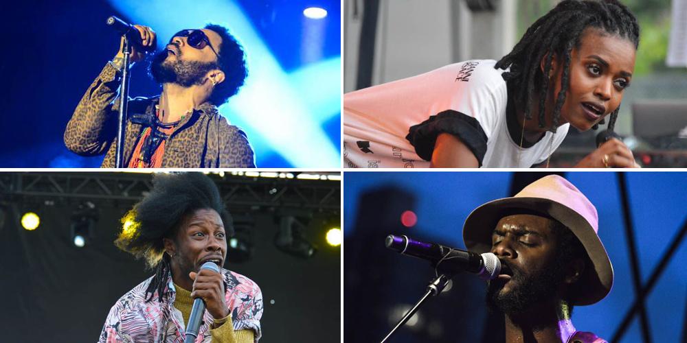 AfroPunk Fest: Lenny Kravitz, Gary Clark Jr., Kelela, Raury, & More