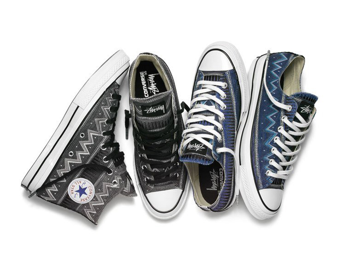 7c7734a2a2 Converse Chuck Taylor All Star  70 Stussy 35 Collection