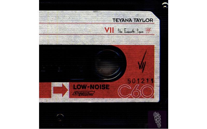 Teyana Taylor The Cassette Tape 1994