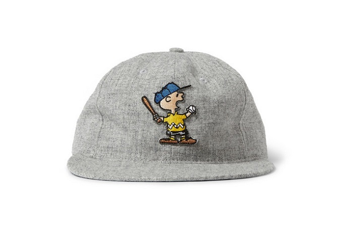... Ebbets Field Flannels x TSPTR Peanuts Inspired Wool Baseball Caps-3 ... 03bc493f5fb