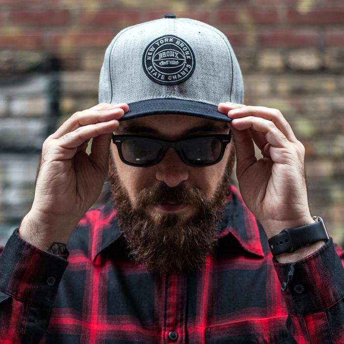 HM Toront Eaton Centre Mens Fashion Streetstyle-Hat