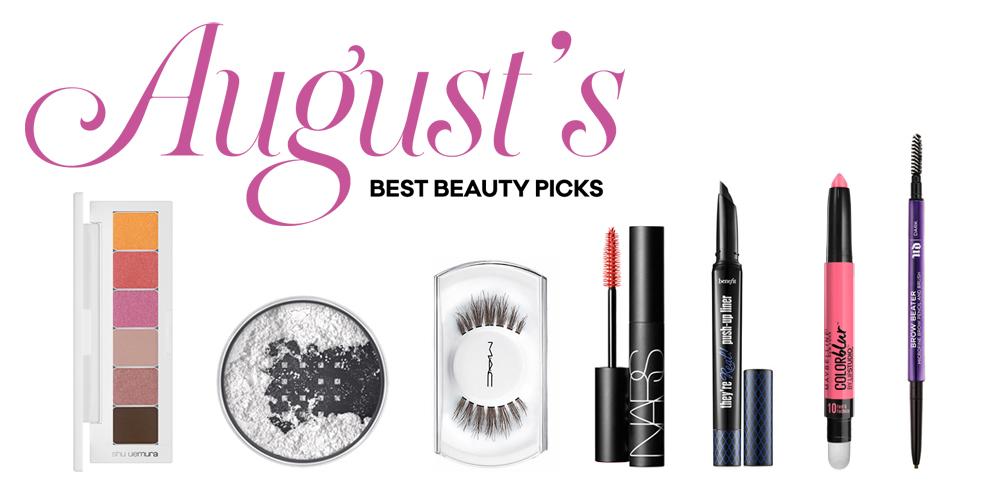 August Beauty Picks