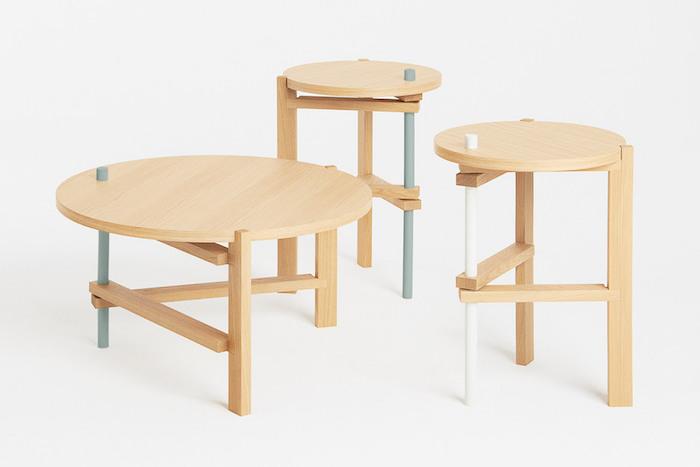 COS x HAY Tables